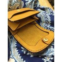 二段マチの財布